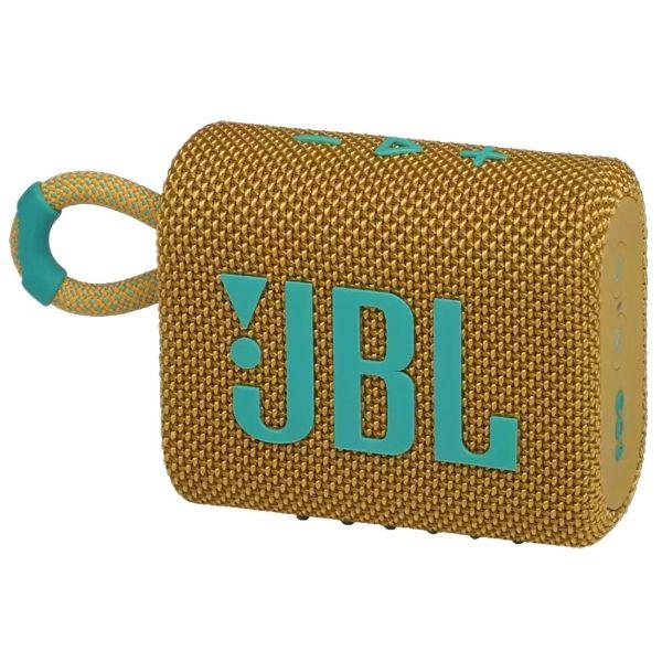JBL GO 3 Yellow