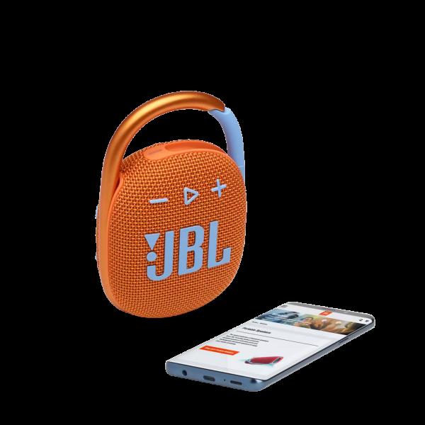 JBL Clip 4 Orange