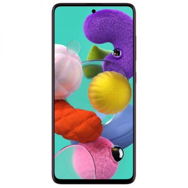Samsung Galaxy A51 128Gb Prism Crush Red