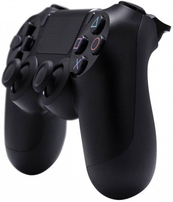 Беспроводной контроллер DualShock 4 для PS4 (черный, CUH-ZCT2E: SCEE)