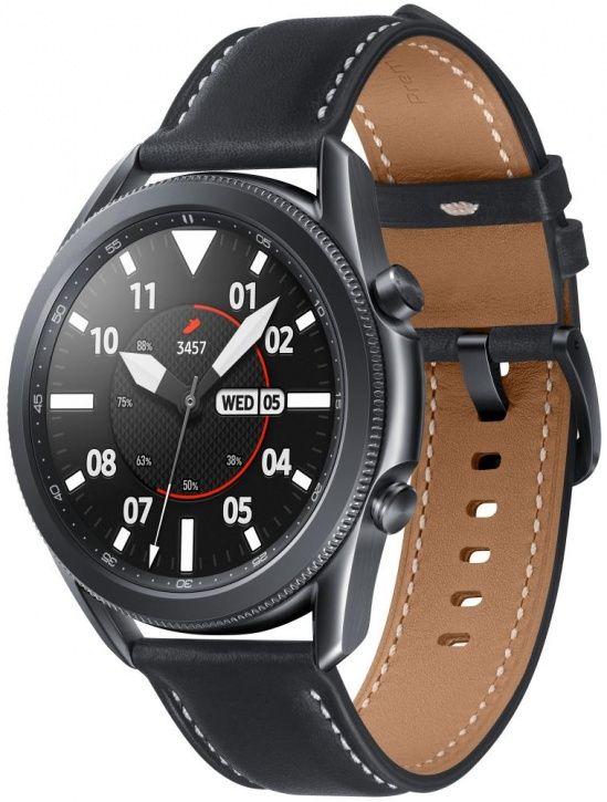 Смарт-часы Samsung Galaxy Watch 3 45mm Mystic Black