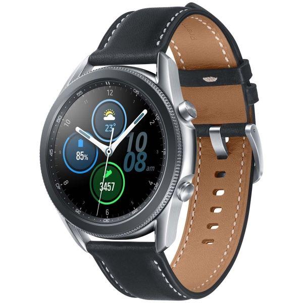 Смарт-часы Samsung Galaxy Watch 3 45mm Mystic Silver