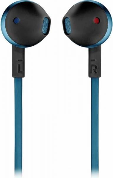 Беспроводные наушники JBL T205BT Blue