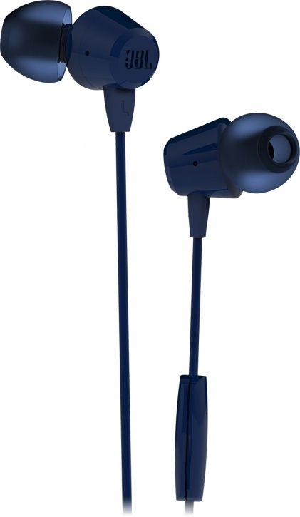 Наушники JBL C50HI Blue