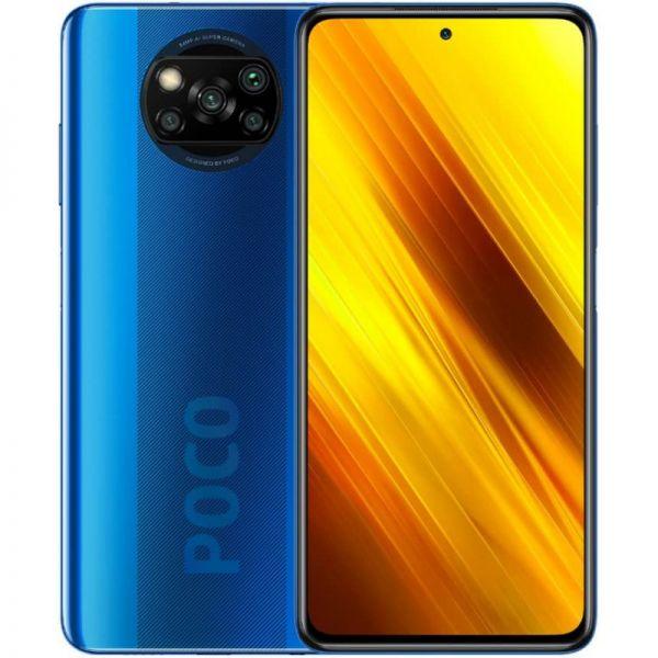 Xiaomi POCO X3 6/128 Cobalt Blue