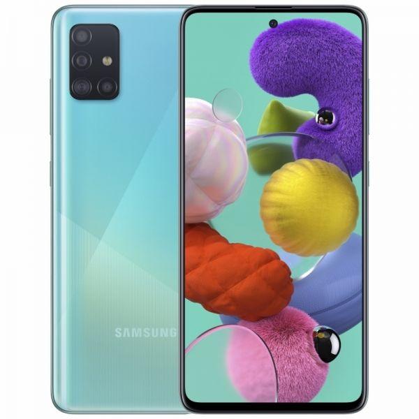 Samsung Galaxy A51 64Gb Prism Crush Blue