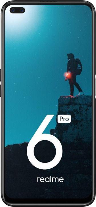 Realme 6 Pro 6/64GB Lightning Red