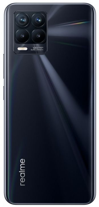 Realme 8 Pro 8/128 Infinite Black