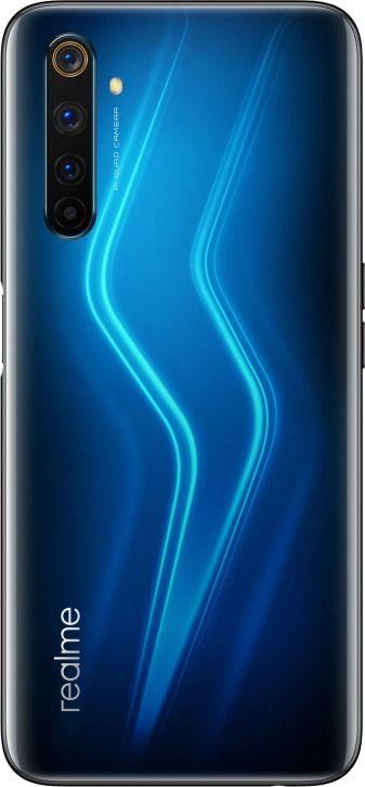 Realme 6 Pro 8/128GB Lightning Blue