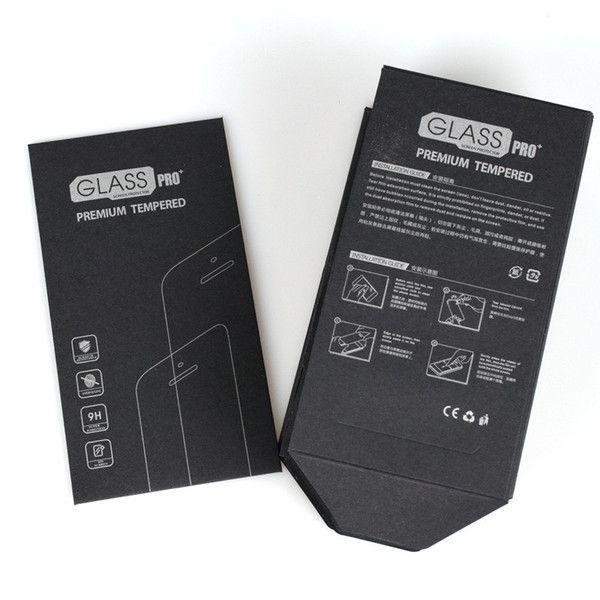 Tempered glass Rinbo 3D для iPhone 11 Pro Black