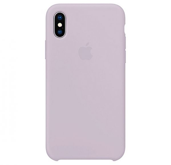 Silicone Case iPhone X/XS Lilac